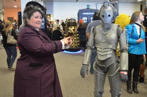 Programming the Cyberwoman