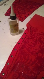 Inner sleeves - Fiber Etch applied