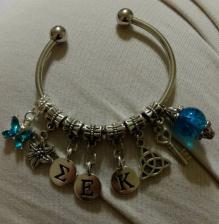 Ball-End Bracelet
